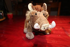 Ganz Webkinz Warthog HM 446. Tags but no code. Embroidered W on right flank.