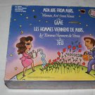 Mattel Men are From Mars, Women are from Venus board game. English. 1998