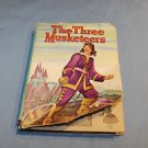 The Three Musketeers. Whitman Publishing 1946. Good Condition. Alexandre Dumas.