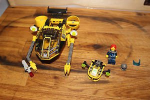 Lego Alpha Team Mission Deep Sea Navigator and ROV (4792)