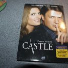 Castle: The Complete Fourth Season (DVD, 2012, 5-Disc Set)