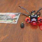 LEGO Alpha Team Mission Deep Sea Ogel Mutant Squid (4796) Complete.