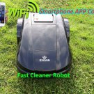 Newest Robotic Mower S520 WIFI App Wireless Control Electric Robot Lawn Mower Waterproof Battery