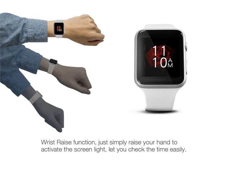 Smart Watch  for iPhone IOS and Android