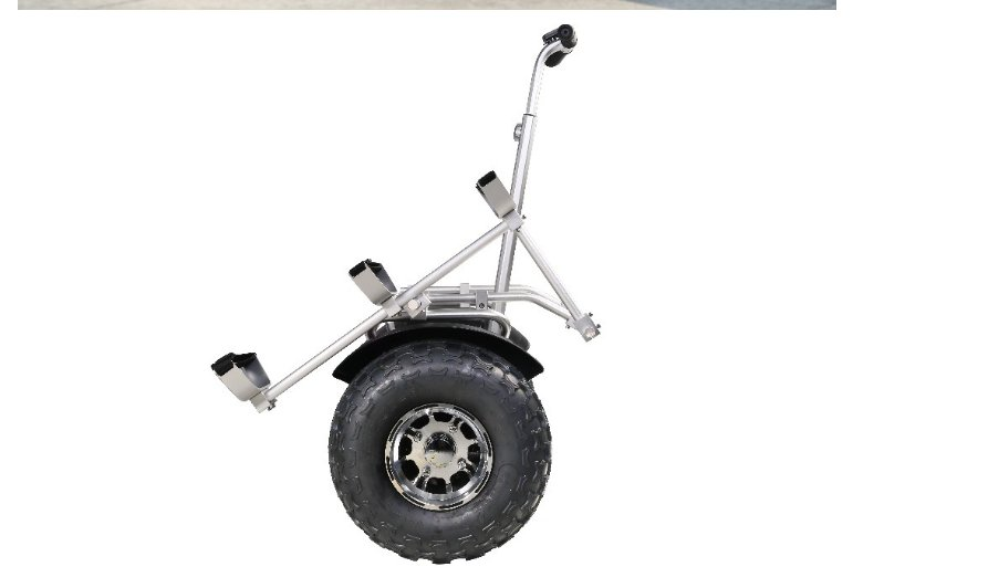 Golf Bag Holder for Off Road Scooter / analogue Segway /