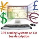 300 Profit Forex Trading Systems, Robots, Indicators collection on СD for MT4