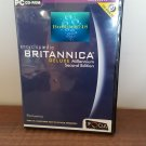 "ENCYCLOPEDIA BRITANNICA DELUXE ""2nd EDITION"" 3 PC CD-ROM Set"