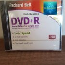Packard Bell DVD+R 120 min 4.7GB Capacity