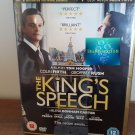 The King's Speech DVD (2011)
