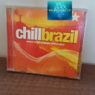 CHILLBRAZIL - VARIOUS ARTISTS, DOUBLE CD ALBUM