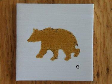CERAMIC Wildlife Tiles