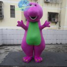 Free Shipping Barney mascot costume Barney and friends mascot costume for party
