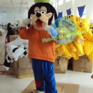 Free Shipping Goofy Mascot Costume for Halloween and Christmas event