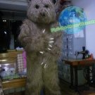 Free Shipping Grizzly Bear mascot costume Madagascar mascot costume for Halloween and party events