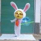Free Shipping Teemo Rabbit Bonny Mascot Costume for Adult Halloween costume