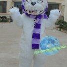 Free Shipping League of Legend Volibear LOL bear Mascot Costume for Adult Halloween costume