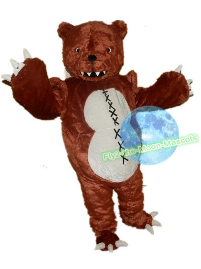 Free Shipping League of Legend Tibbers LOL Annie bear Mascot Costume for Adult Halloween costume  sc 1 st  fly2-the-moon-mascots - eCRATER & Free Shipping League of Legend Tibbers LOL Annie bear Mascot Costume ...