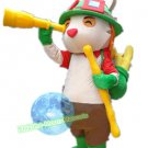 Free Shipping Teemo Mascot Costume for Adult Halloween costume