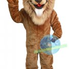 Free Shipping realistic lion fursuit Mascot Costume for Birthday Party Halloween and Events