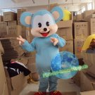 Free Shipping Blue Mouse mascot costume  for Birthday Party and Wedding Party