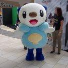 Free Shipping Oshawott Pokemon mascot costume Halloween Christmas Event