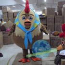 Free Shipping Chicken Han Mascot Costume for Halloween and party