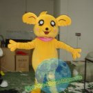 Free Shipping Kiki Bear Mascot Costume for Wedding Birthday Party