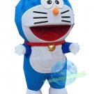 Free Shipping Lovely Doraemon Mascot Costume for Halloween and party