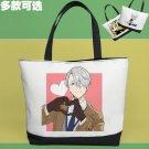 Free shipping YURI on ICE Victor Nikiforov Cute Shoulder Bag Pouch Handbag Canvas Bag