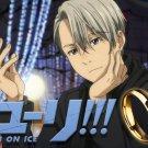 Yuri on Ice wedding ring Victor Nikiforov Victor Katsuki Yuri engagement wedding ring