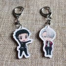 Yuri on Ice Victor Acrylic Key Chain