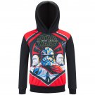 Free Shipping Star Wars Stormtrooper hoodie pullover birthday present gift