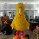Free Shipping Big Bird mascot costume Sesame Street