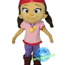 Free Shipping Pirate Girl Mascot Costume for Halloween and party