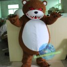 Free Shipping League of Legend Tibbers LOL Annie bear Mascot Costume for Adult Halloween costume 2