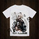 Free Shipping NieR: Automata White T-shirt