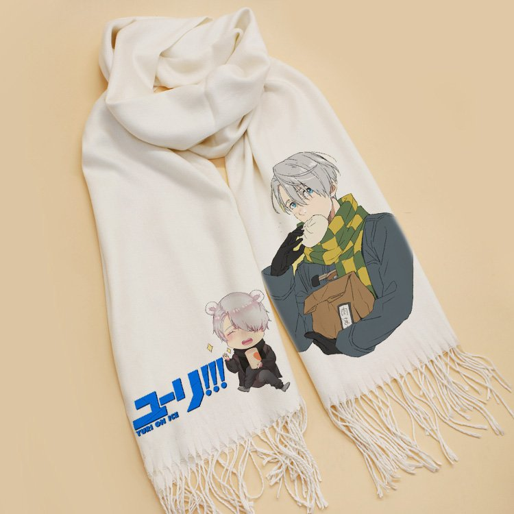 Free Shipping Yuri On Ice Victor scarf