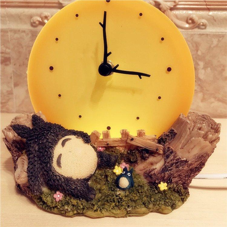 Free Shipping My Neighbour Totoro Clock