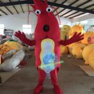Free Shipping Lobster Mascot costume for promotion 3rd