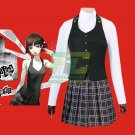 Free Shipping Makoto Niijima Cosplay Costume Outfit Persona 5