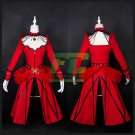 Free Shipping Tohsaka Rin Game Anime Fate Grand Order cosplay costume