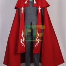 Free Shipping Fate Grand Order Amakusa Shirou Tokisada Cosplay costume