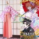 Free Shipping Fujimaru Ritsuka Fate Grand Order FGO cosplay costume Yukata