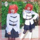 Free Shipping Fujimaru Ritsuka Fate Grand Order FGO cosplay costume Uniform