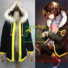 Free Shipping Undertale Frisk Coat Hoodie cosplay costume