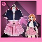 Free Shipping  RWBY Season 4 Nora Valkyrie cosplay costume
