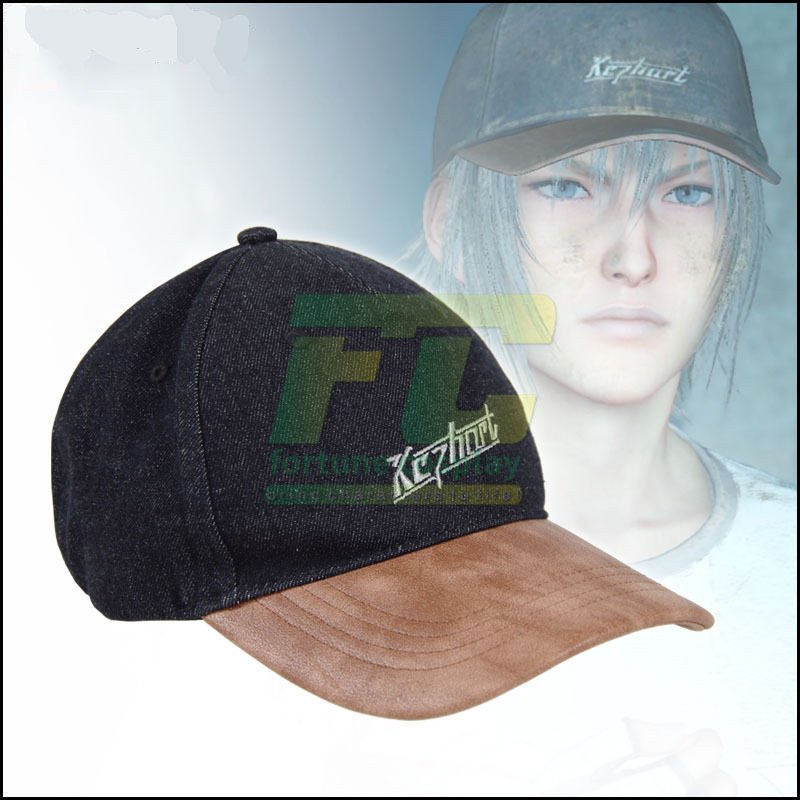 Free Shipping Final Fantasy XV Noctis Lucis Caelum Cosplay Hat FF15 Baseball Cap Men Headgear
