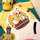 Free Shipping Final Fantasy XV Noctis Lucis Caelum Cosplay T-shirt Hat FF15 Moogle Chocobo Costume