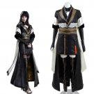 Free Shipping Final Fantasy XV Gentiana Cosplay Costume FF15 Women Dress