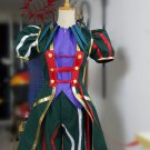 Free Shipping The Demon Jester Wild Card Shaco Cosplay Costume Custom Made